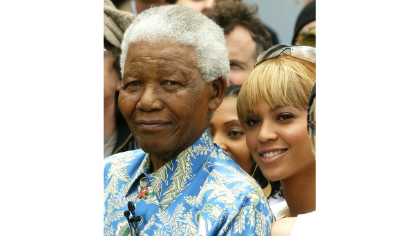 032813-global-nelson-mandela-with-his-famous-friends-beyonce
