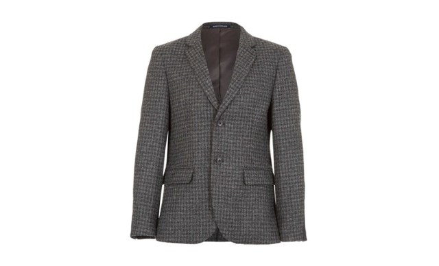 A blazer from Topman Or Zara
