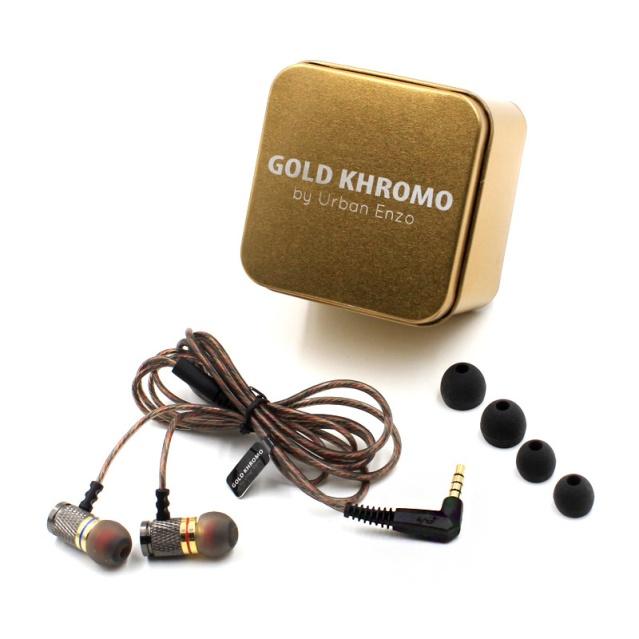 Gold Khromo by Urban Enzo