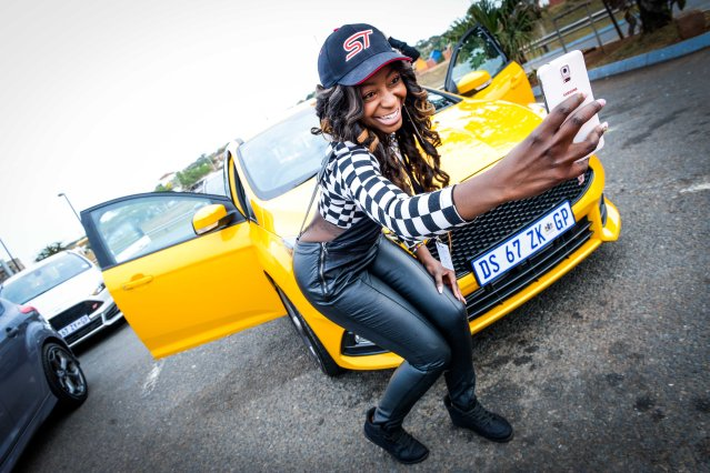 YFM's Khutso Theledi at the  #NewFocusST Launch