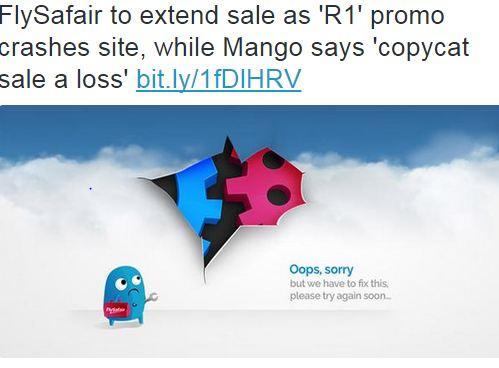 flysafair epic fail