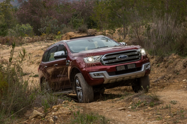 Ford Everest Launch-138