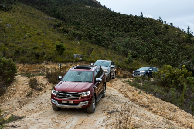 Ford Everest Launch-144